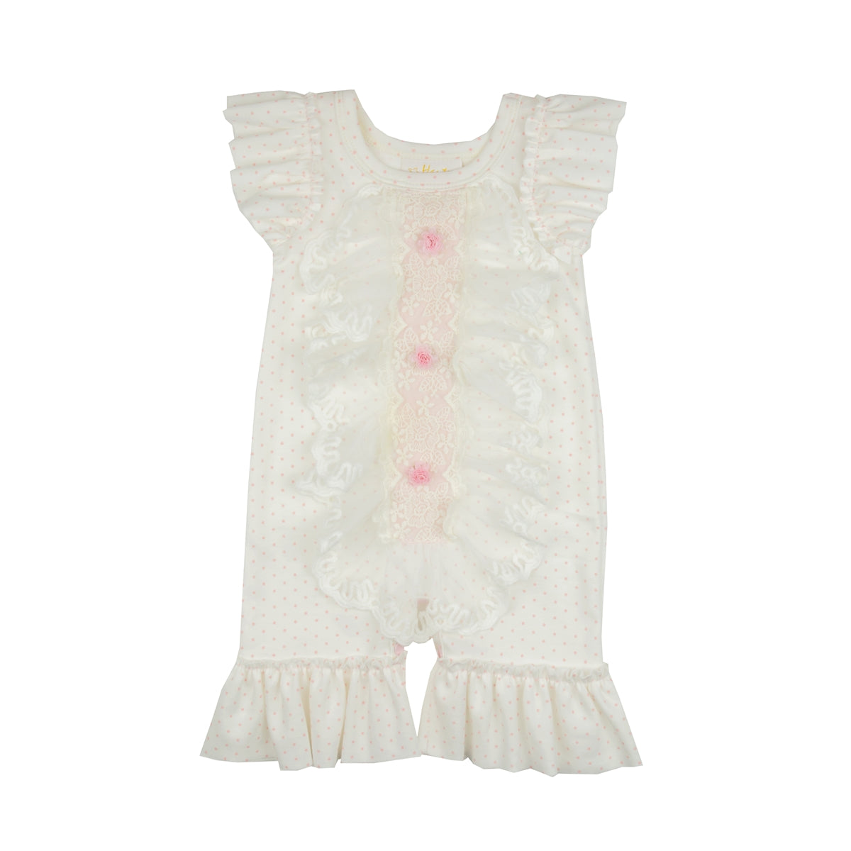 Cuddle Me Baby Romper HB_SCM04 - Nenes Lullaby Boutique Inc