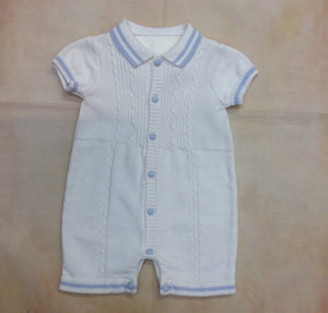 SL008082WB Boy Fine Summer knits - Nenes Lullaby Boutique Inc