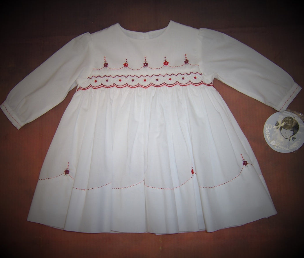 Sarah Louise Smocked Dress SL010472