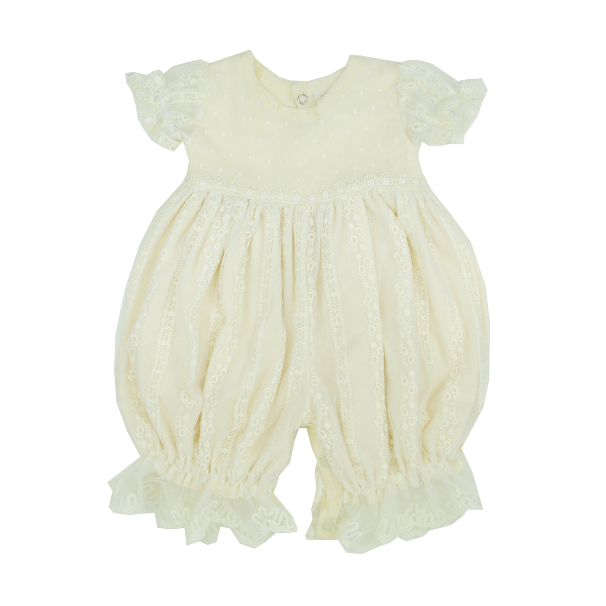 Mary Catherine Bubble Dress by Haute Baby HB_SMC04 - Nenes Lullaby Boutique Inc