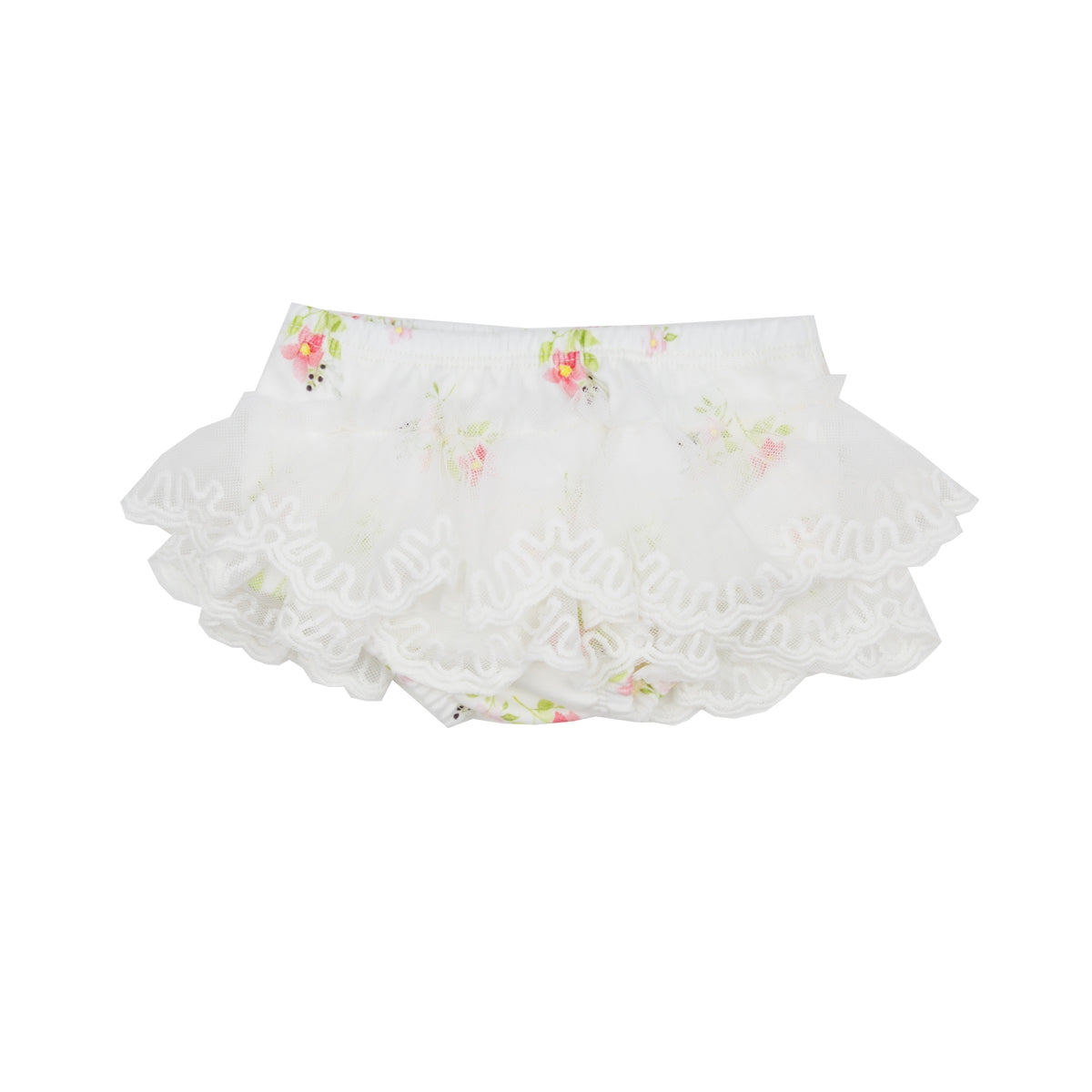 Haute Baby Diaper Cover Tiny Petals HB_STP06 - Nenes Lullaby Boutique Inc