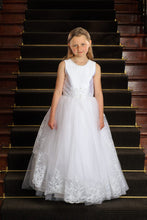 Load image into Gallery viewer, Sweetie Pie Communion Dress Style #SP4026T Tea Length - Nenes Lullaby Boutique Inc