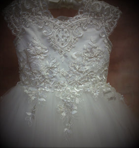 T175 Designer Communion Dress