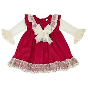 A Time To Treasure Baby Dress WTT02 - Nenes Lullaby Boutique Inc