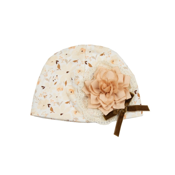 YCC02 C'est Chic Baby Girl Cap by Haute Baby - Nenes Lullaby Boutique Inc