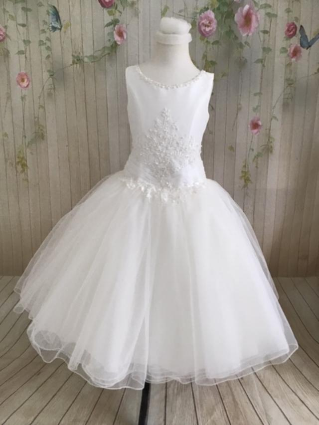 P1622 Communion Dress by Christie Helene