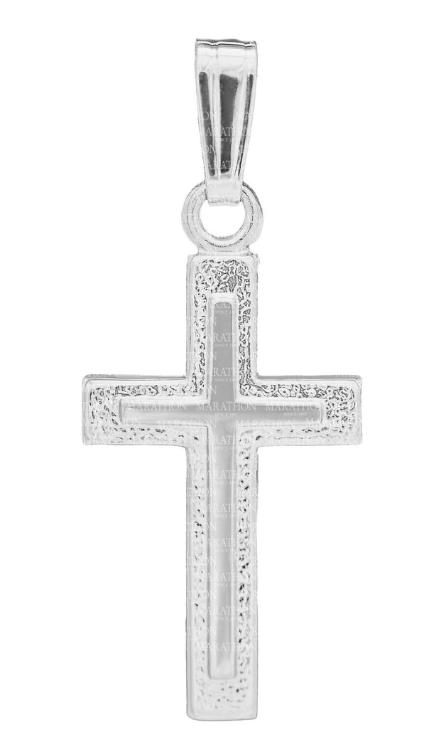 Baby Sterling Silver Cross KKP571