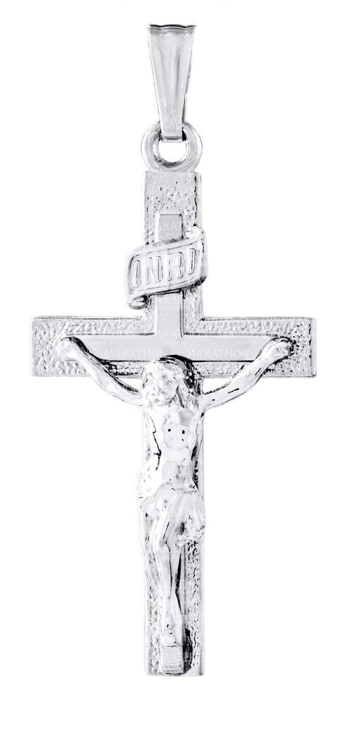 Baby Sterling Silver Cross KKP610