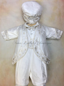 Piccolo Bacio Boys Christening Suit PB_Giovanni_ws