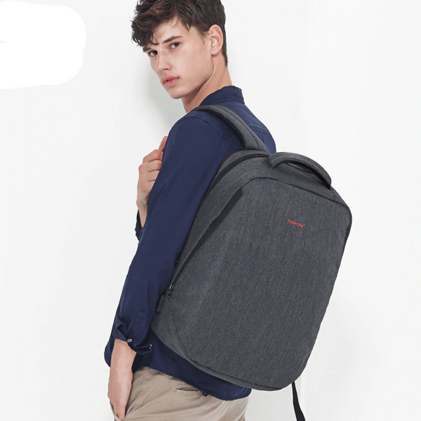 Casual Water Repellent  Anti theft Men Backpack