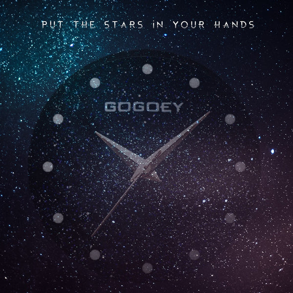 Gogoey Women Watch Luxury Starry Sky