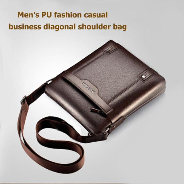Luxury Men Shoulder Bag  For Business & Travel