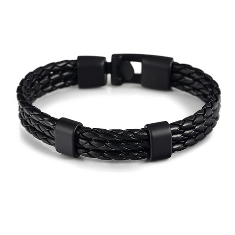 Men Women Genuine Leather Bracelet