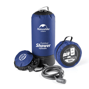 Outdoor Inflatable Shower   11 L Pressure Water Lightweight