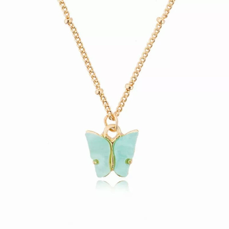'Holly Blue Necklace' Turquoise Necklace