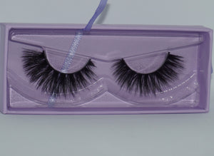 'BEVERLY HILLS' 3D MINK FALSE EYELASHES