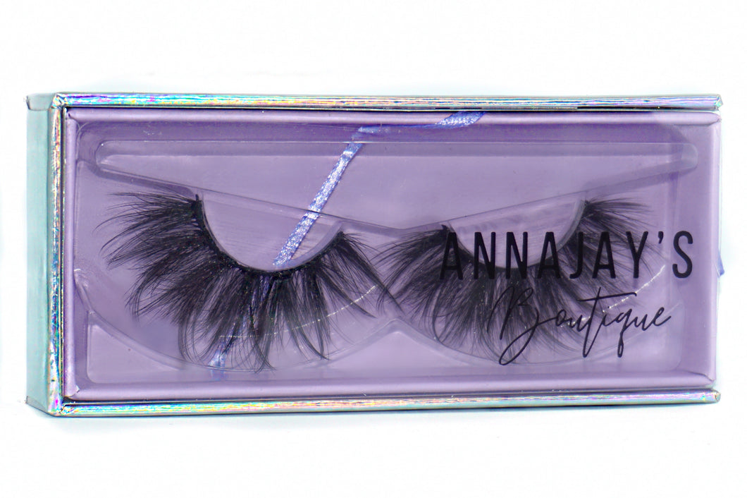 'PALM SPRINGS' 3D MINK FALSE EYELASHES