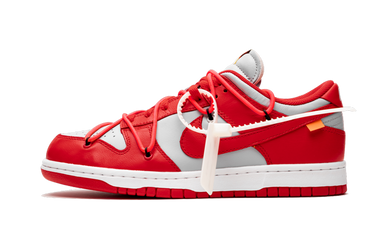Dunk Low Off-White University Red