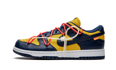 Dunk Low Off-White Michigan