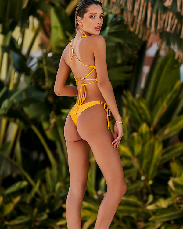 NEDA Bottom | Tropical Yellow