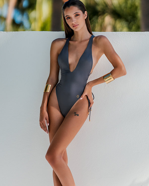 RIVA One-Piece | Volcanic Grey