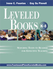 Leveled Books, K-8