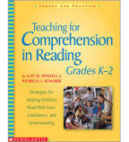 Teaching for Comprehension in Reading, Grades K-2