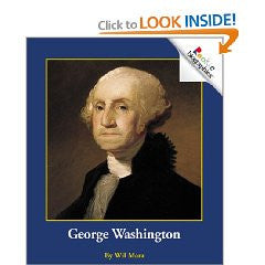 George Washington (Rookie Biographies)