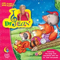 Sing Along & Read Along with Dr Jean CD