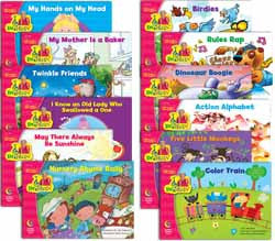 Sing  & Read Readers Variety Pack