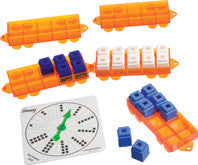 Unifix Ten Frame Trains