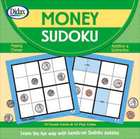 Money Sudoku Hands-On Sudoku Puzzles