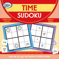 Time Sudoku Hands on Suduko Puzzles