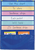 Sentence Strip Holder