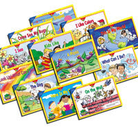 Sight Word Readers: Set One, Variety Pack Grades K-1