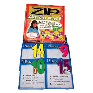 Zip Around: Add/Sub B