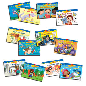 Learn to Write Readers Variety Packs Grades K-1
