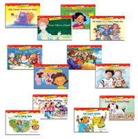 Learn to Write Readers Variety Packs Grades 1-2