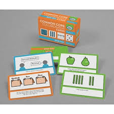 Common Core Collaborative Cards - Base Ten