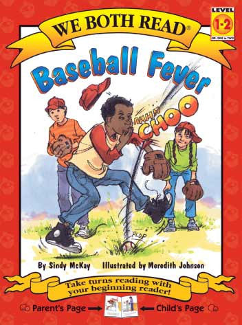 We Both Read-Baseball Fever (PB)