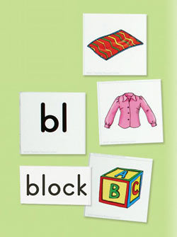 Beginning Blend and Digraph Sort Cards