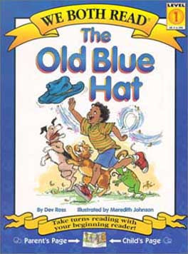 We Both Read-The Old Blue Hat (PB)