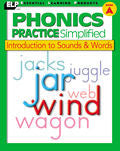 Phonics Practice Simplified: Book A