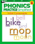 Phonics Practice Simplified: Book B