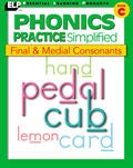 Phonics Practice Simplified: Book C