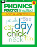 Phonics Practice Simplified: Book D