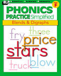 Phonics Practice Simplified: Book F