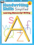 Handwriting Skills Simplified: Level A