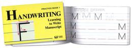 Handwriting: Learning to Write Manuscript