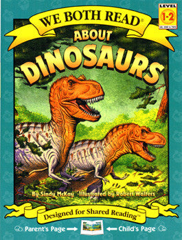 We Both Read-About Dinosaurs (PB)